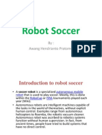 Introduction to Robot Soccer