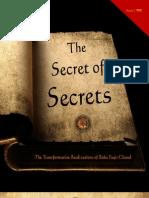 Secret of Secrets Book Corrected