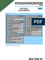 Service Manual SONY DCR-HC23EHC24EHC26HC26EHC35E (4)