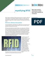Demystifying RFID