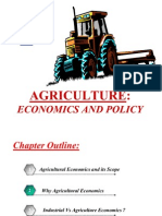 Ch 1 Introduction to Agricultural Economics