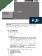 4 Git Liver Mcqs