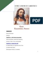 Jesus Nuestro Amor Eucaristico