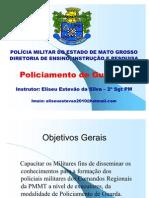 Apresentação Policiamento de Guardas