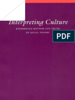 Interpreting Culture-Joseph Lewandowski