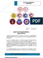 The Statement No 4 2011of 9 Orgs for Peace Burmese
