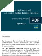 Stratégie Multicanal des Services d'Emploi Européens