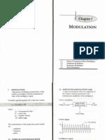 Chapter 1 - Modulation