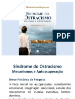 Curso Síndrome do Ostracismo