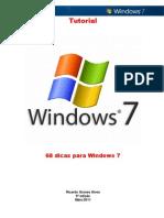 68 Dicas Para Windows 7