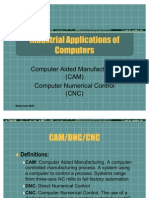 Industrial Application of Computers