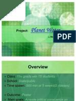 Project Water Stefanny Garcia