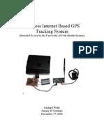 GPS Final Report