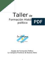 Taller 6 Encuentros Historioco Politico Argentina