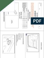 Service Manual 2006 Matiz INTERIOR TRIM