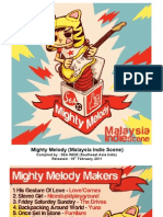 Mighty Melody (​Malaysia Indie Scene)