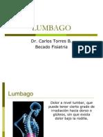 Lumbago y Lumbalgia