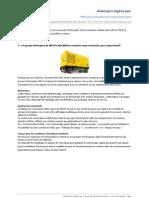 Offre Deux Variantes Pour Groupement SH - FCP