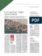 La Race Des Purs - Libération 25 / 26 Juin 2011