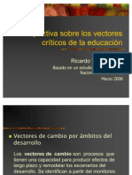 Estudio Prospectivo de la Educación Peruana