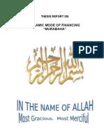 Islamic Banking Thesis