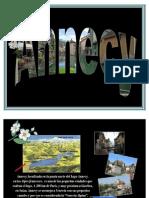 Annecy (La Venecia Alpina)