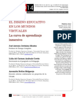 Icono14. A9/V2. El diseño educativo en los mundos virtuales