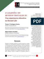 Icono14. A9/V2. E-learning en mundos virtuales 3D