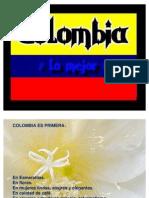 Colombia... Lo Mejor