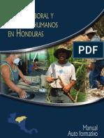 Manual Autoformativo - Justicia Laboral y Derechos Humanos - Honduras