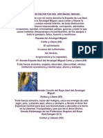 Poderosos Decretos-Arcangel San Miguel