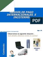 Medios de Pago Internacionales e Incoterms