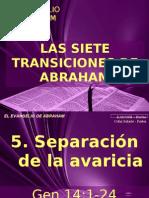 Evangelio Abraham V