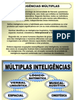 Multiplas Inteligencias e Inteligencia Emocional
