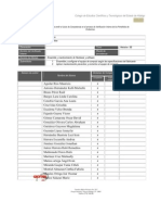 Formato Verificador Interno 5B