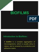 Biofilms ABC