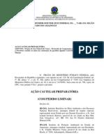 Acao Cautelar Contra IBAMA IPAAM PETROBRAS Gasoduto Pram