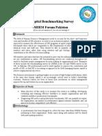 Human Capital Bench Marking Study- SHRM Forum Pakistan