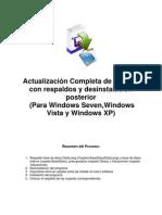 Guia DataLaing MaPreX Actualizacion Completa Con Resplados Para Windows Vista