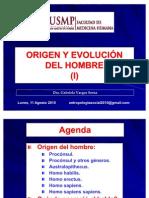 2-Origen y Evolucion Del Hombre (i)