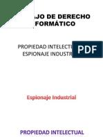 Propiedad Intelectual y Espionaje Industrial
