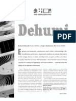Dehumidification at Part Load_ASHRAE_April2004