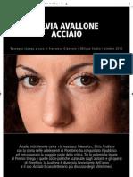 Acciaio di Silvia Avallone, rassegna stampa