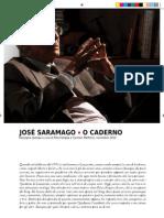 Saramago, Quaderno, rassegna stampa