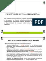 Princípios de sistemas operacionais1