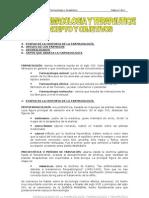 TEMA I.FAMACOLOGÍA Y TERAPÉUTICA