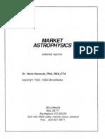 Market Astrophysics