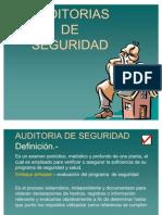 auditorias de seguridad