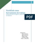 Facebook Como Herramienta de Trabajo