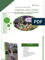 P. ADICCIONES